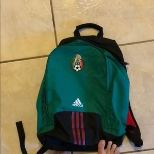 Adidas Mexico Theme Backpack